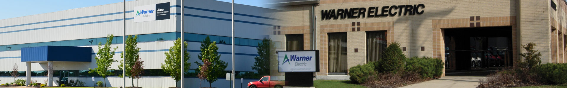 Warner Electric Locations