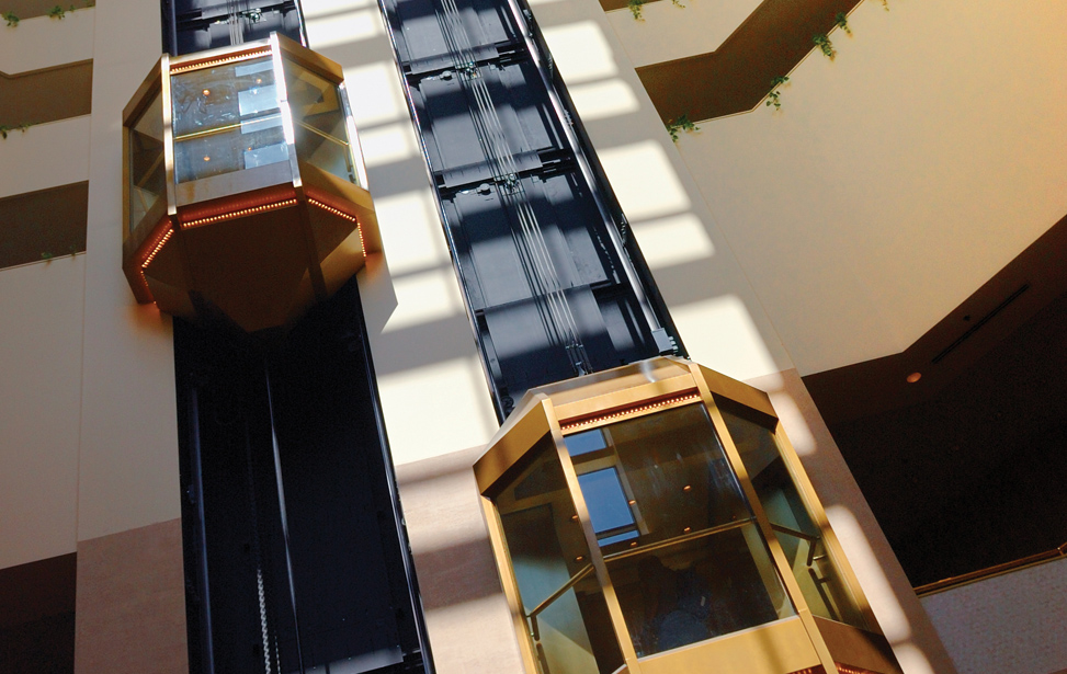 Geared Motor Elevator Applications