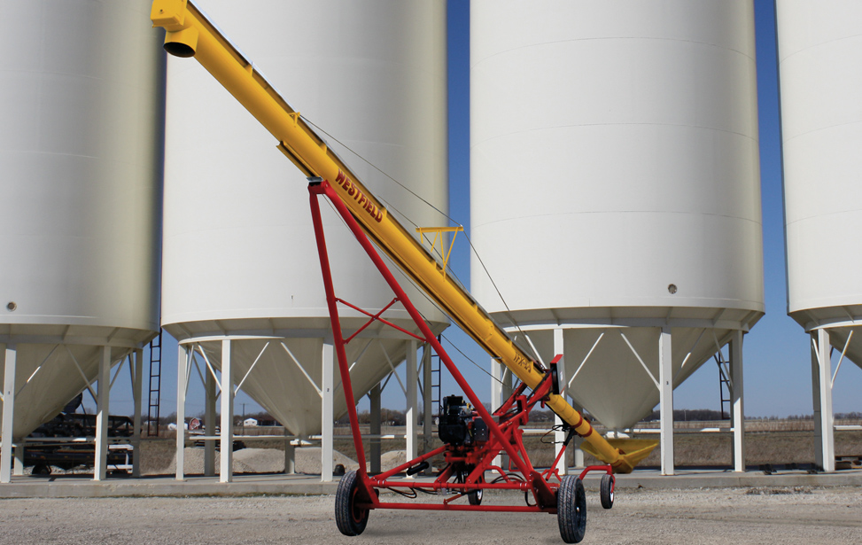 Conveyors and Augers Applications