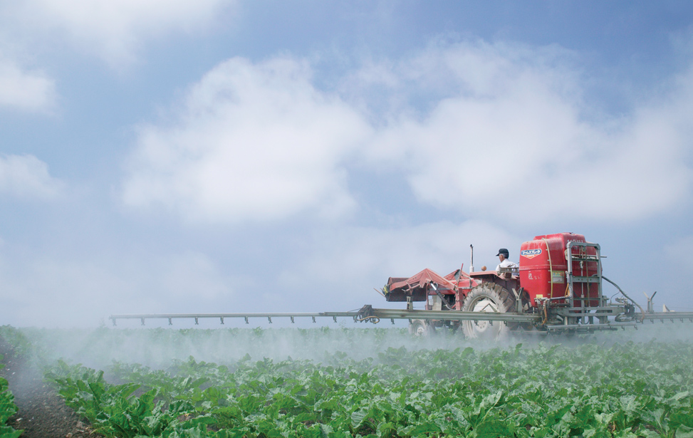 Sprayer Applications