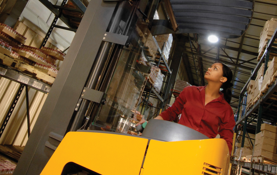 Reach Truck Applications