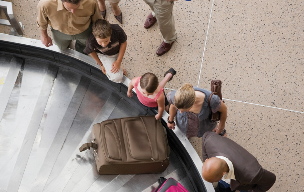 Baggage Handling Applications