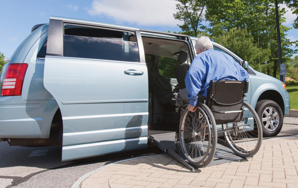 Accessible Van Ramps