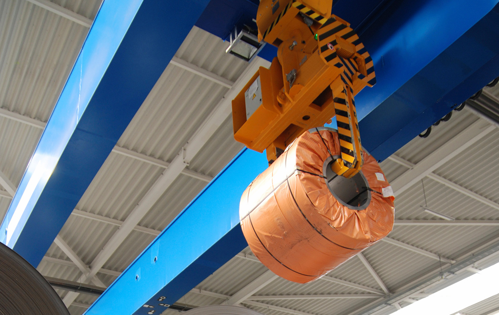 Cranes and Hoists Applications