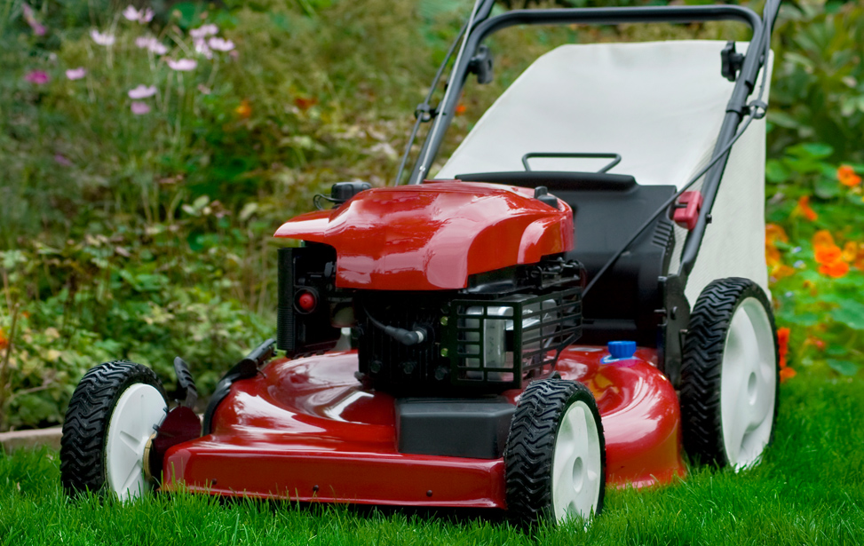 Walk Behind Mower Applications
