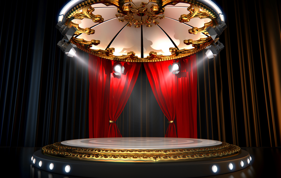 stage theater market warner electric