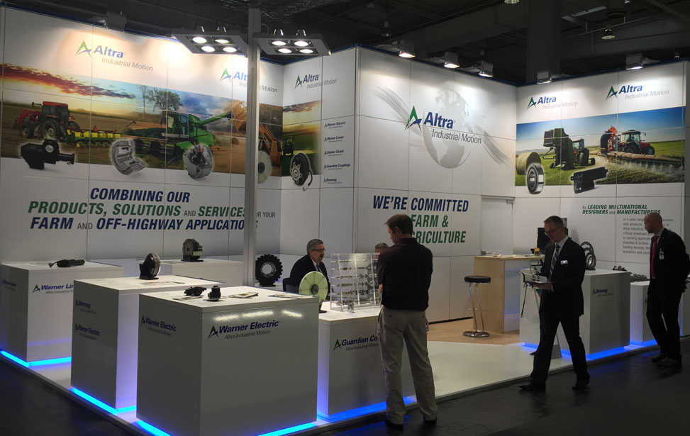 Agritechnica 2017 Booth Photo