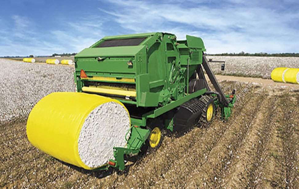 Cotton Baler
