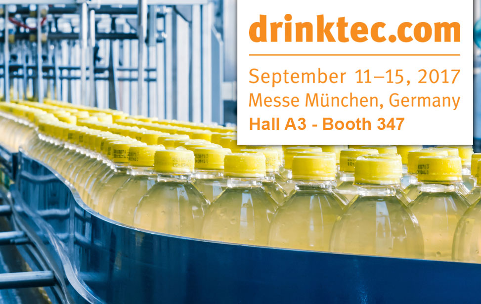 Drinktec 2017 Article Image