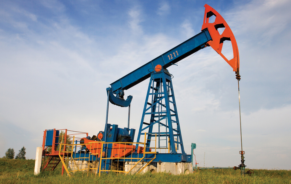 Oil Field Pump Jack