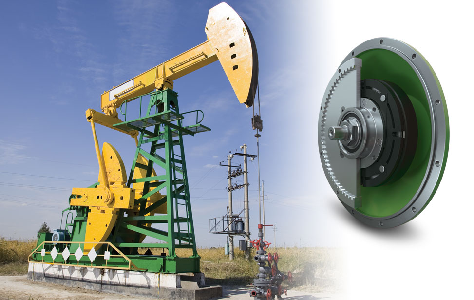 Oil Well Pump Jacks