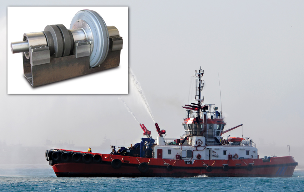 Workboat Fire Pumps