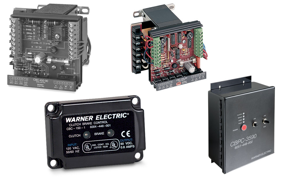 Warner Electric Controls