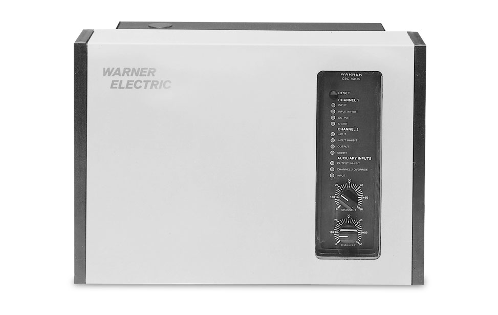 Warner CBC-750 Series