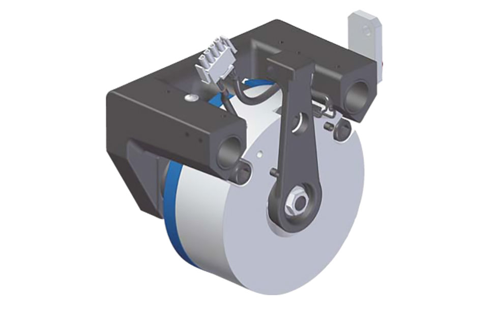 Warner ERS VAR 11-01 Electrically Released Brake