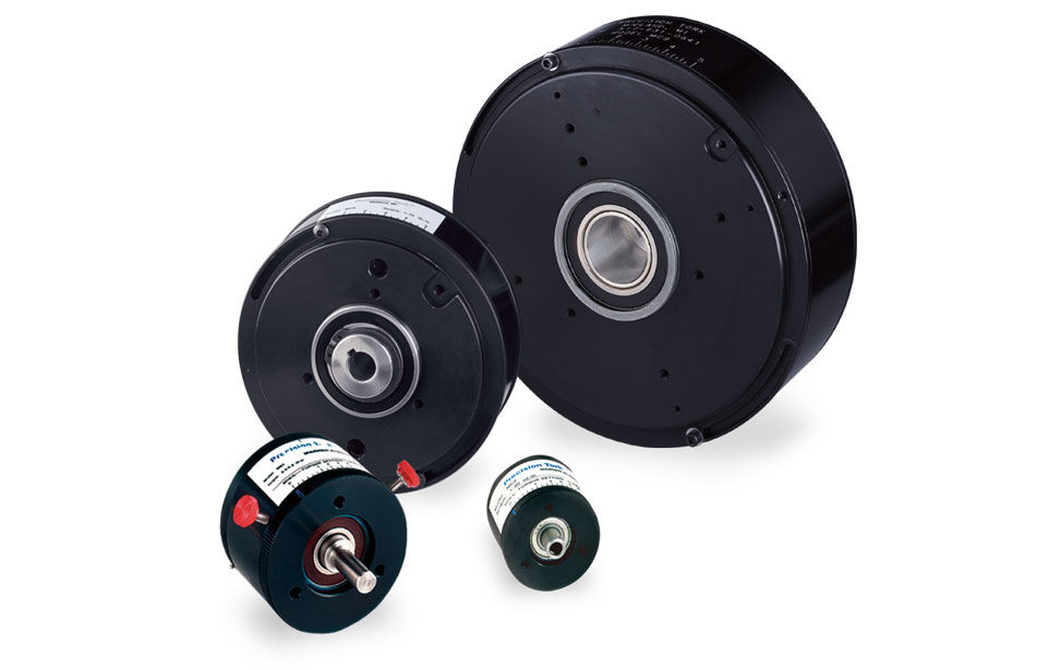 Permanent Magnet Clutches and Brakes