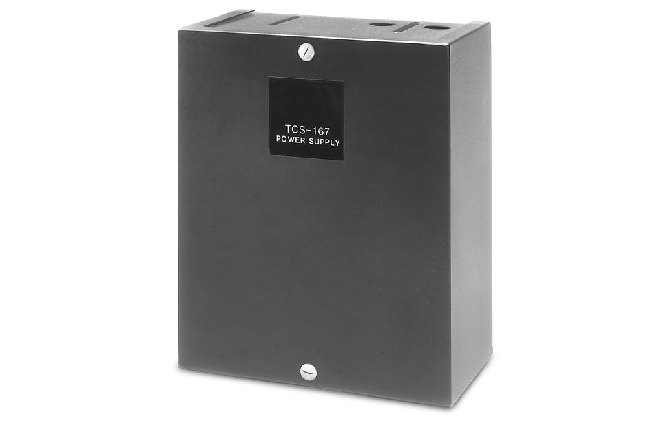 Warner TCS 167 Power Supply