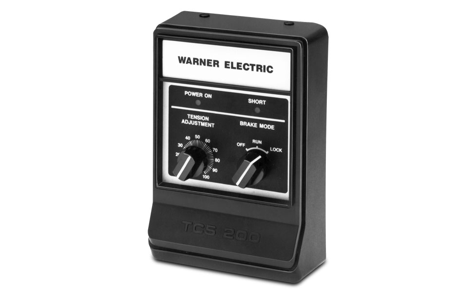 Warner Electric TCS-200 Tension Control