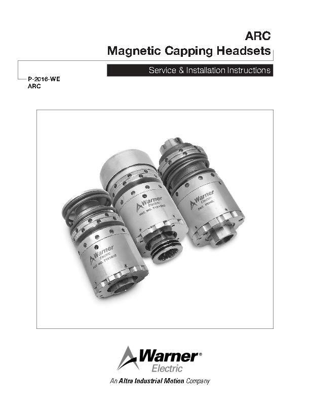 ARC Magnetic Capping Headsets Service & Install